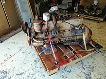 Packard Straight 8 Engine with Transmission for sale